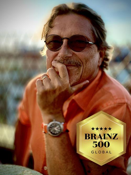 Brainz 500 Global Honoree 2020